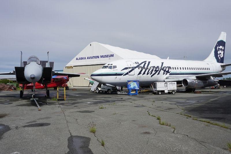 Alaska Aviation Heritage Museum, Anchorage
