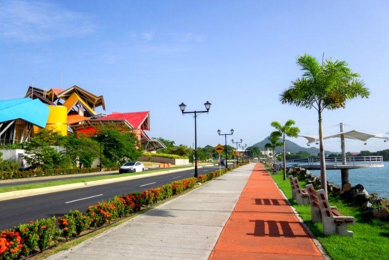 Amador Causeway, Panama City