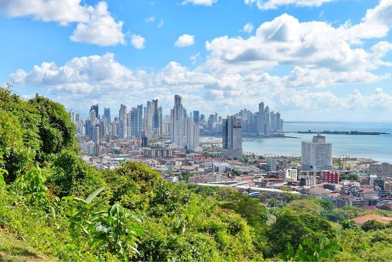 Ancon Hill, Panama City