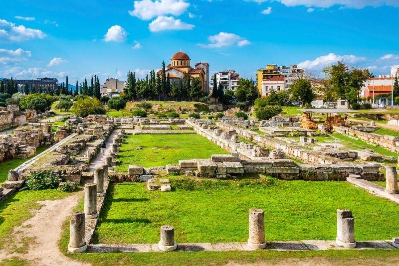 Archaeological Site of Kerameikos, Athens