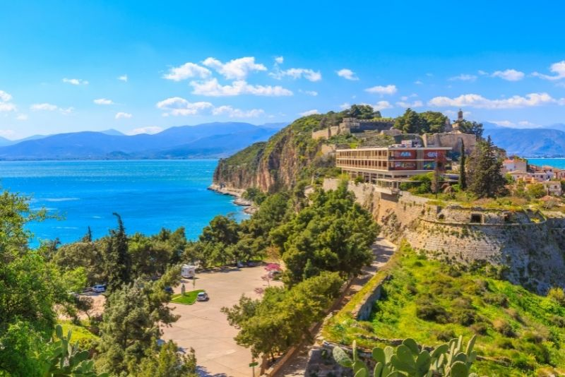 Argolis day trips from Athens