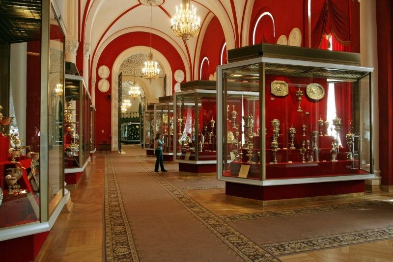 Armoury Chamber, Moscow