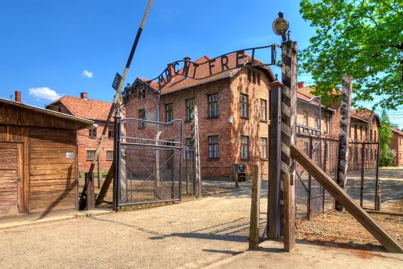 Touren in die Konzentrationslager Auschwitz & Treblinka ab Warschau