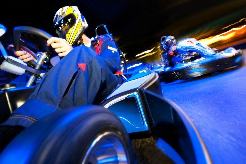 Autobahn Indoor Speedway & Events, Jacksonville