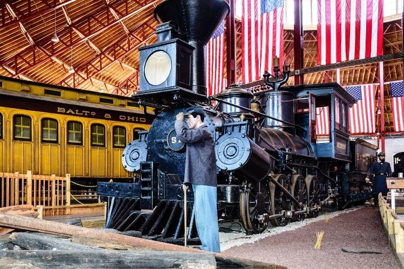 B&O Railroad Museum, Baltimore