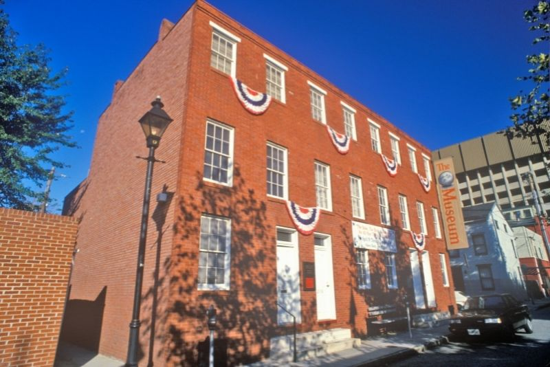 Babe Ruth Birthplace and Museum, Baltimore