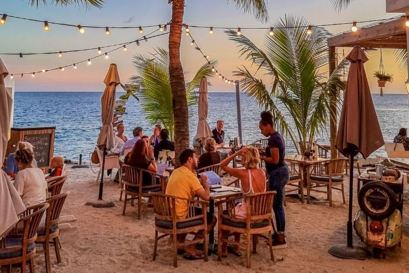 Barefoot Restaurant, Aruba