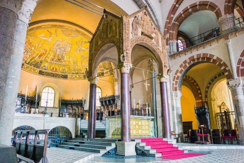 Basilika Sant'Ambrogio, Mailand