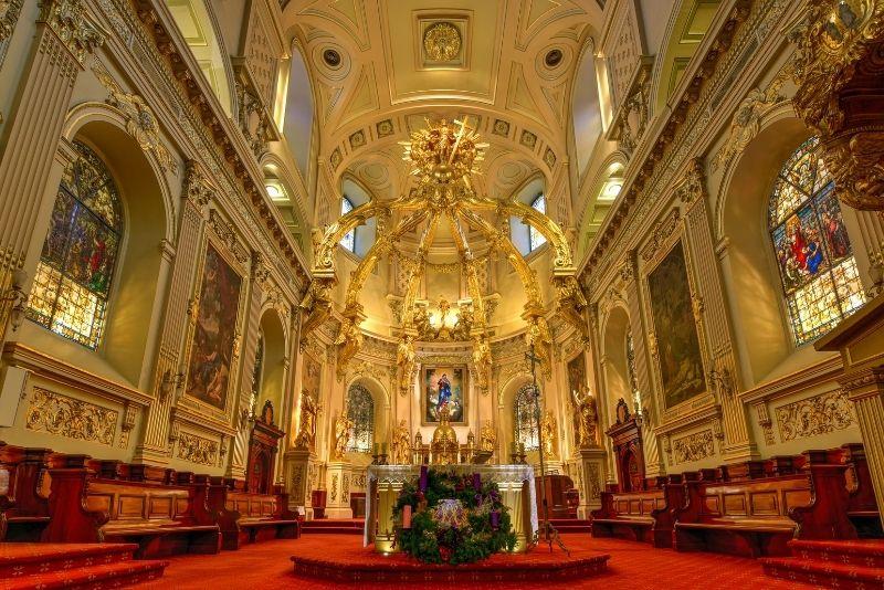 Basilique-Cathedrale Notre-Dame-de-Quebec, Quebec City