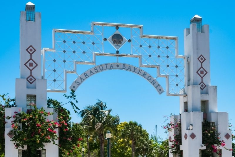 Bayfront Park, Sarasota