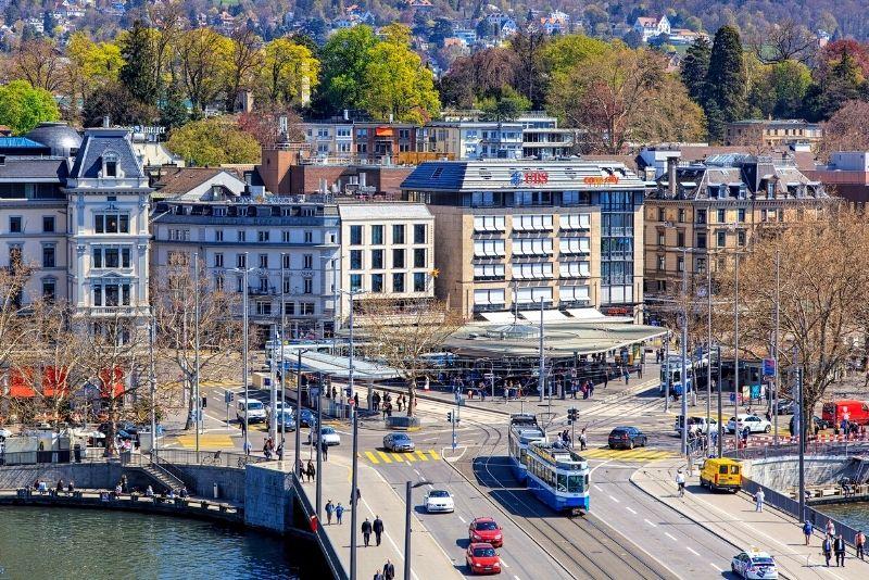 Bellevue-Platz, Zürich