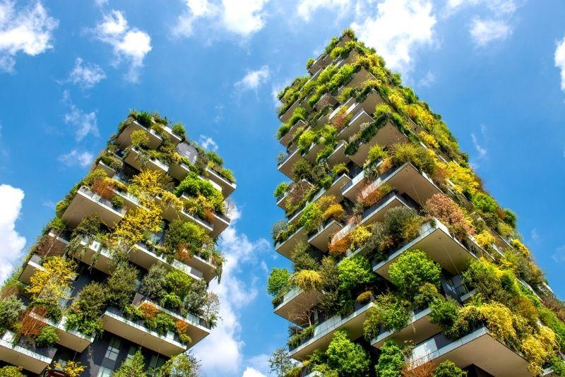 Vertikaler Wald, Mailand
