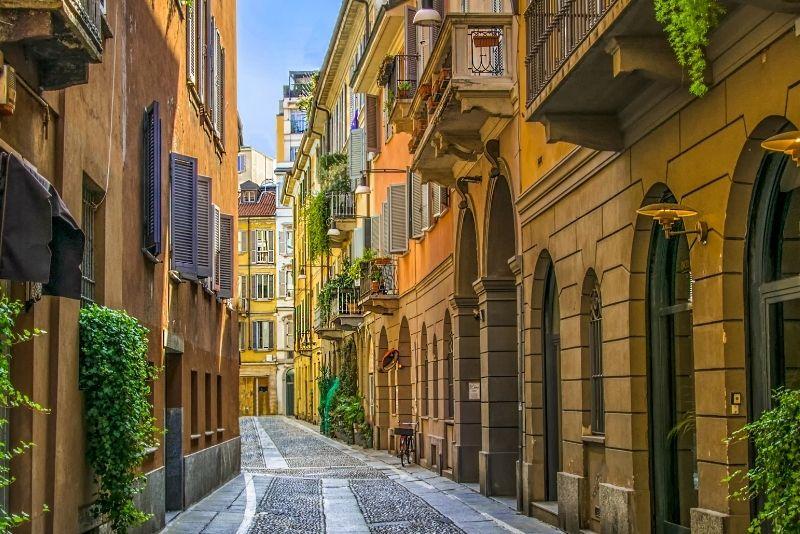 Bezirk Brera, Mailand