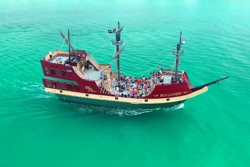 Buccaneer Pirate Cruise, Destin