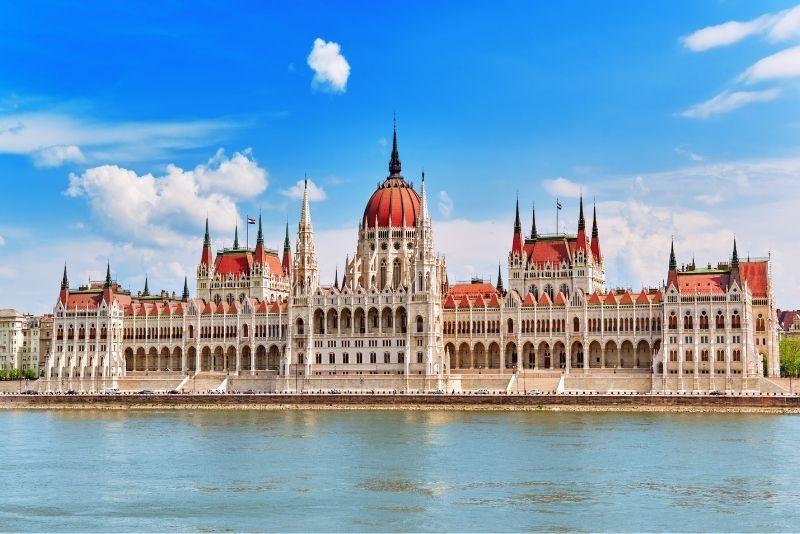 Gita di un giorno a Budapest da Vienna
