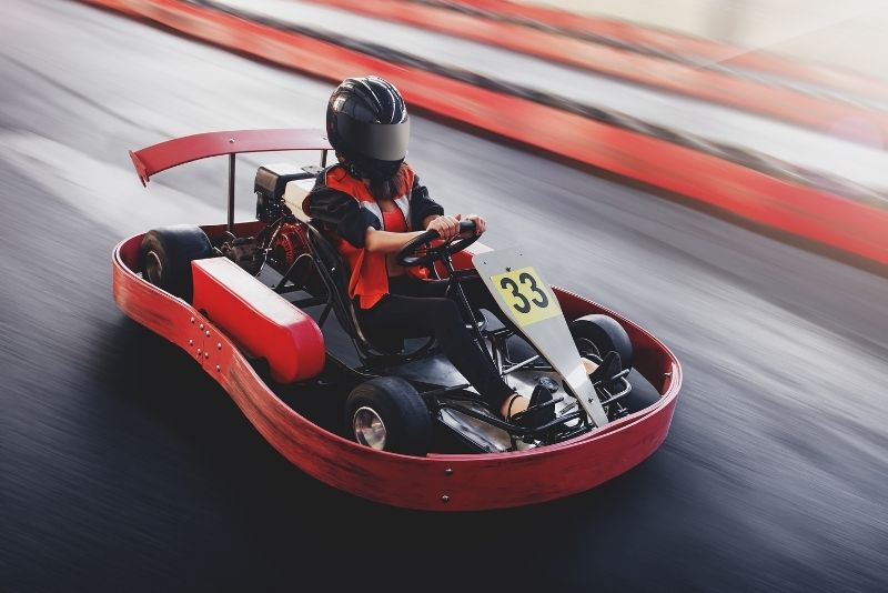 Bushiri Karting Speedway, Aruba