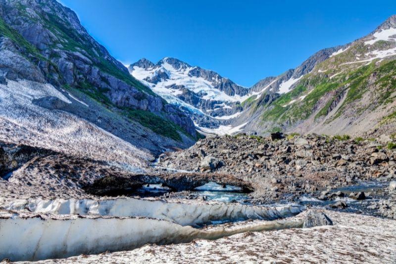 Byron Glacier Trail, Anchorage