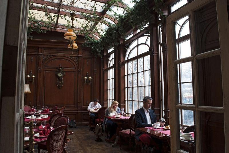 Café Pushkin, Moscow
