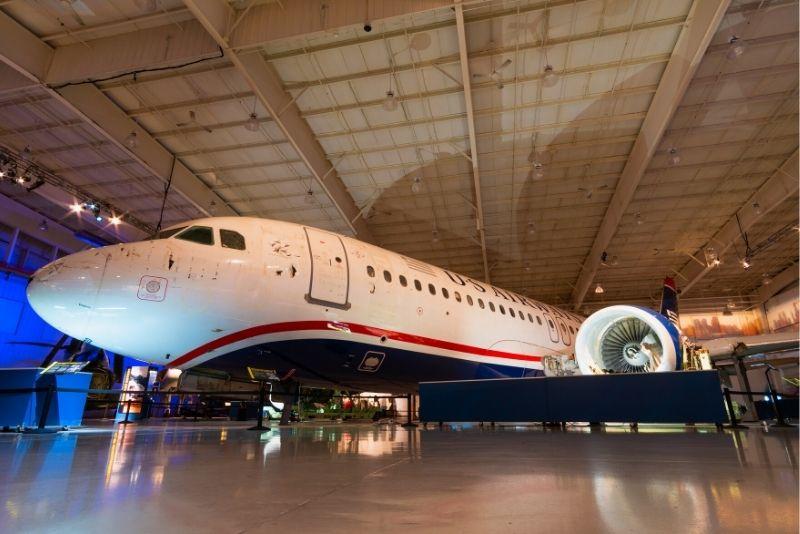 Carolinas Aviation Museum, Charlotte