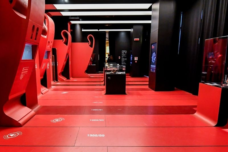 Casa Milan-Touren