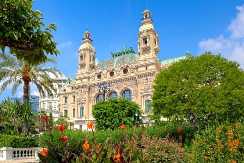 Casino-Garten, Monaco