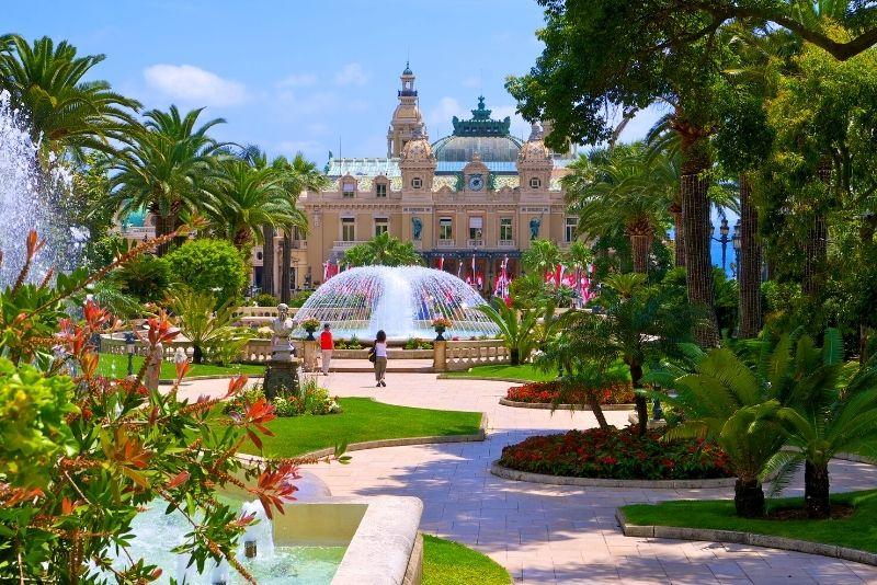 Casino-Platz, Monaco