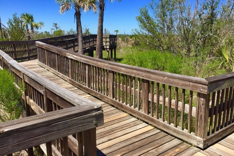 Castaway Island Preserve, Jacksonville