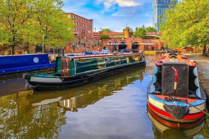 Castlefield Urban Heritage Park, Manchester
