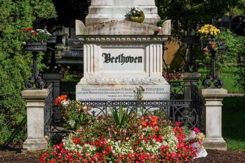 Cimitero Centrale, Vienna