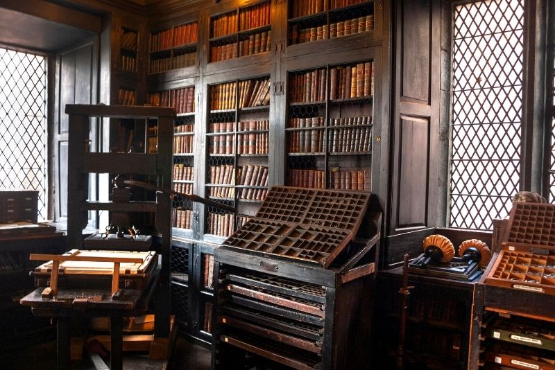 Chetham's Library, Manchester