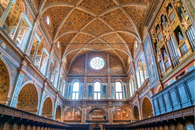 Kirche San Maurizio, Kloster Maggiore, Mailand