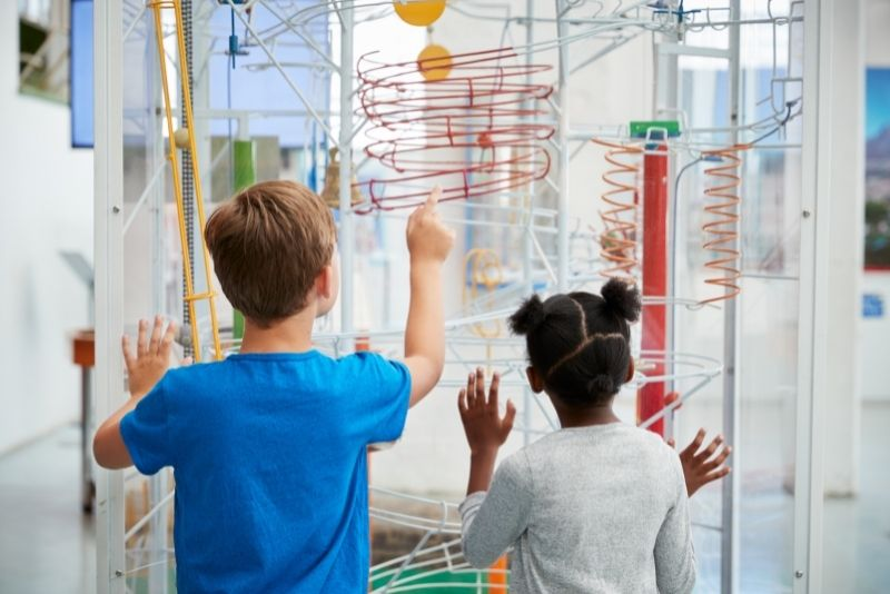 Children's Discovery Museum, Palm Springs