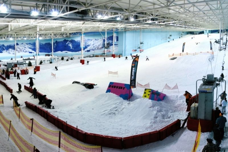 Chill Factore, Manchester