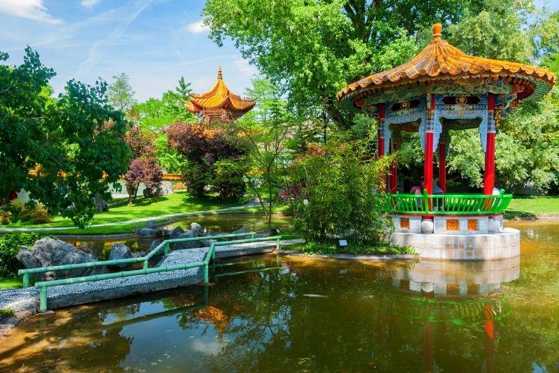 Chinese Garden, Zurich