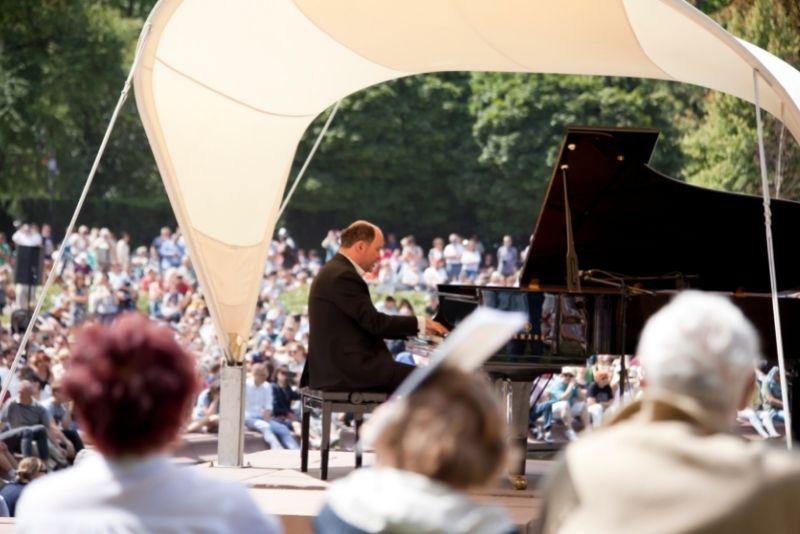 Chopin-Konzerte in Warschau