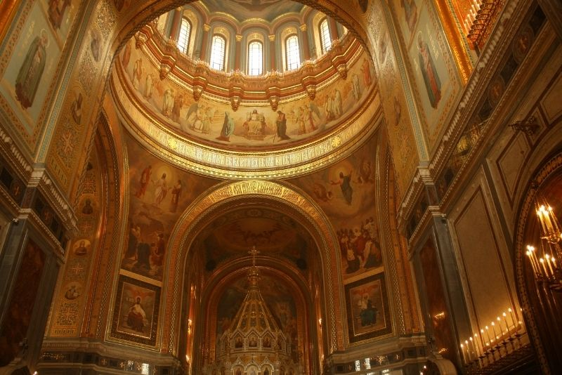 Christ the Savior Cathedral, Moscow