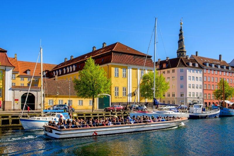 Stadtteil Christianshavn, Kopenhagen