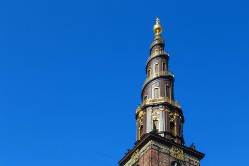 Kirche unseres Erlösers, Kopenhagen