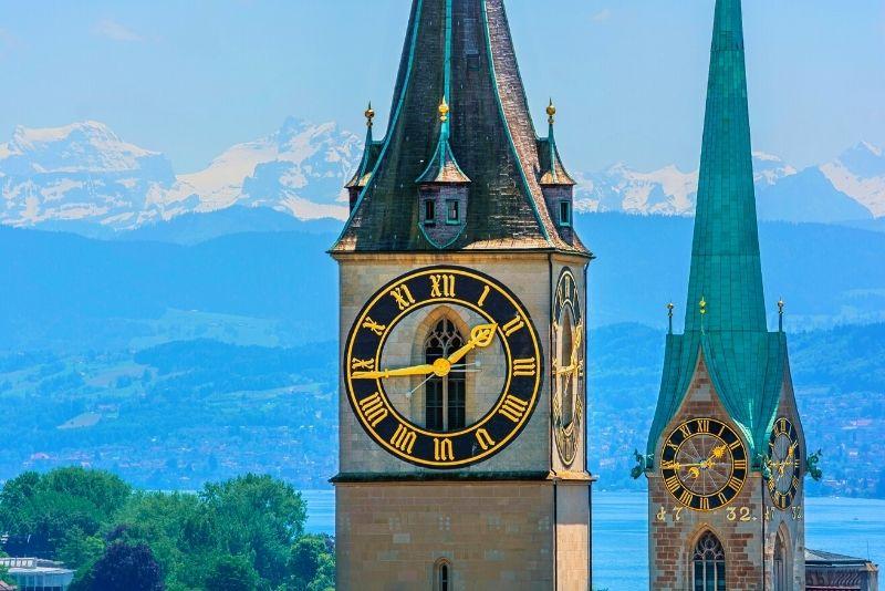 Church of St. Peter, Zurich