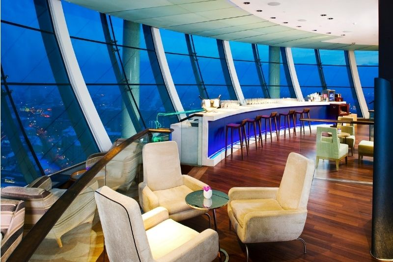 City Space Bar and Lounge, Moscow
