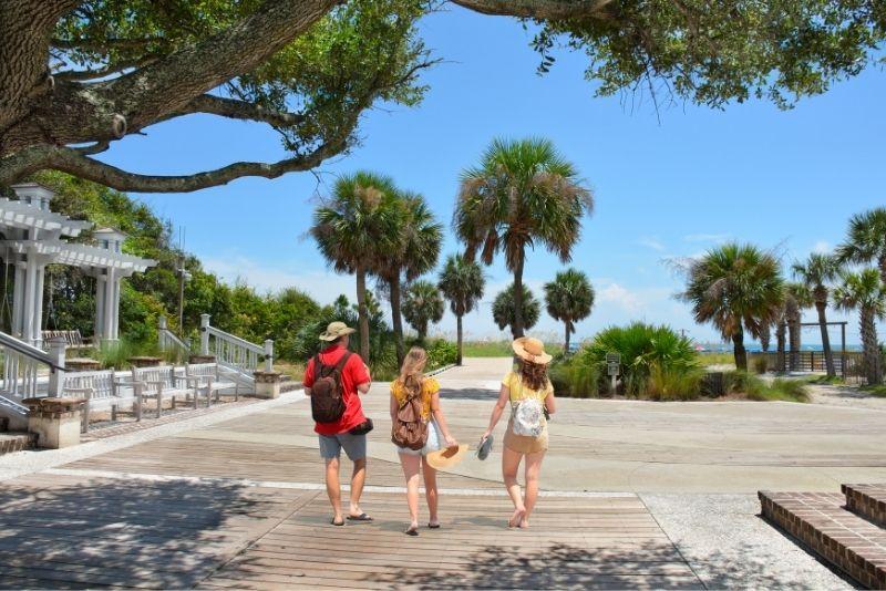 Coligny Beach Park, Hilton Head Island