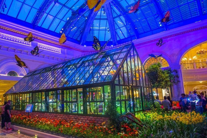 Conservatory Botanical Garden, Las Vegas