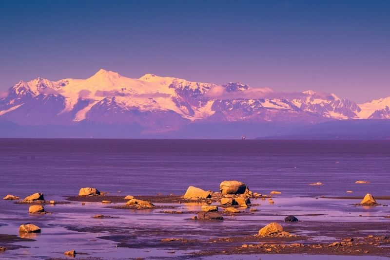 Cook Inlet, Anchorage