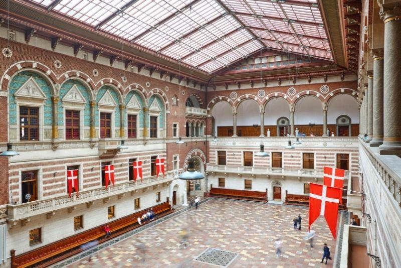 Rathaus von Kopenhagen