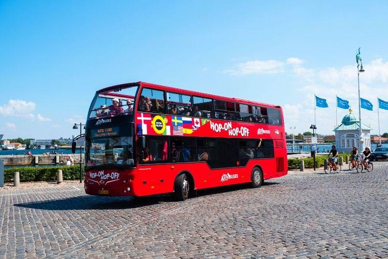 Hop-on-Hop-off-Bustour durch Kopenhagen