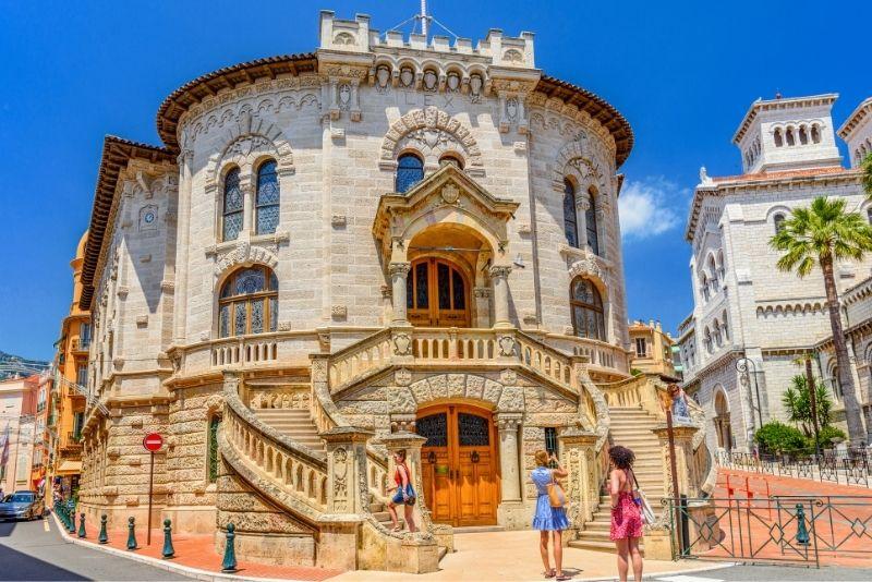 Gerichtsgebäude, Monaco
