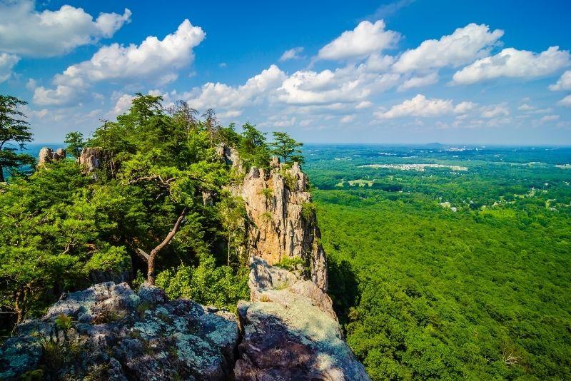 Crowders Mountain State Park, North Carolina