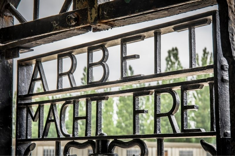 Dachau Concentration Camp tours