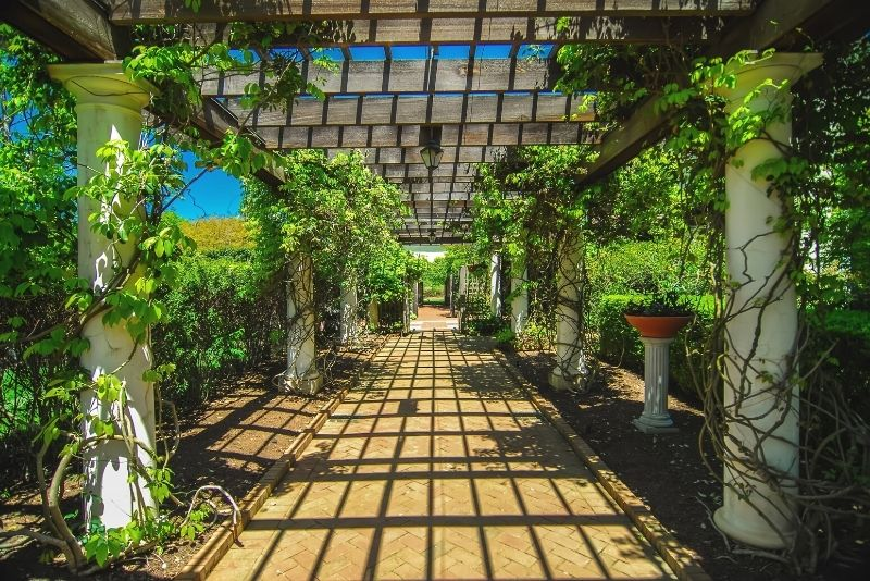 Daniel Stowe Botanical Garden, Charlotte