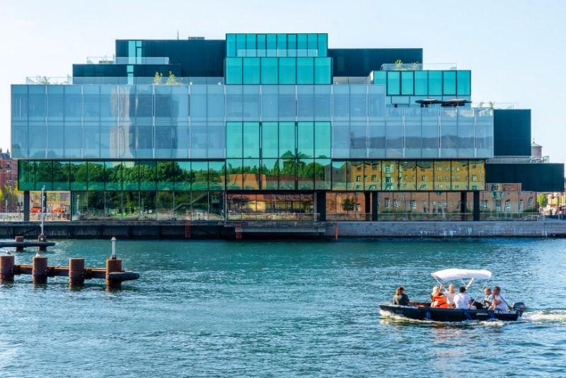 Dänisches Architekturzentrum, Kopenhagen